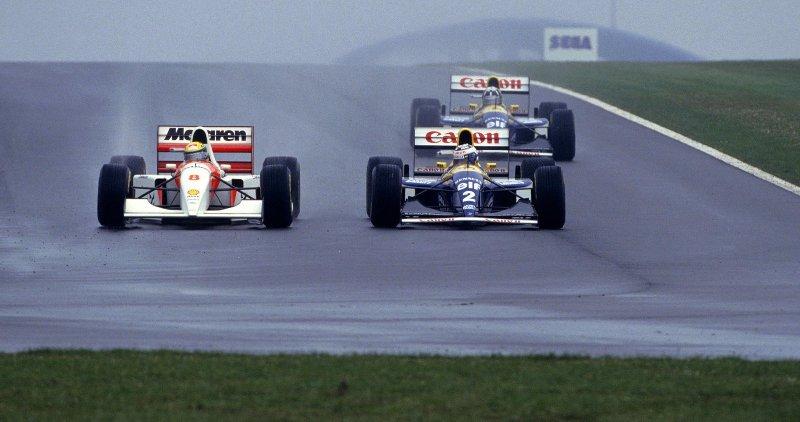 Senna Donington 1993