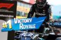 Lewis Hamilton festeggia la vittoria alla Battle Royale del Mugello