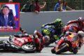 Conte annuncia nuove chiusure d'anteriore, la protesta dei piloti MotoGP