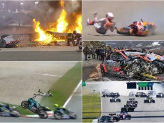 Incidenti motorsport 2020
