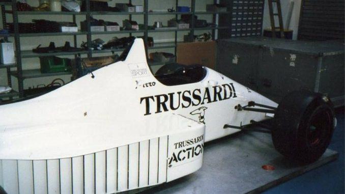 trussardi f1