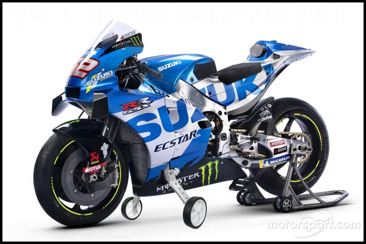 Suzuki moto Rins