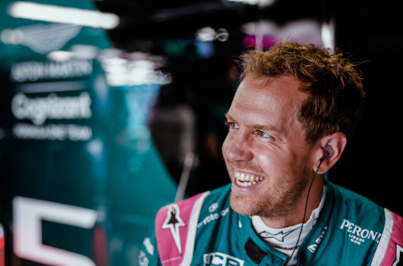 Vettel Baku